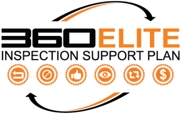 360Elite Inspection Support Plan for Home Inspections in Brantford, Ontario